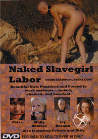 Naked Slavegirl Labor (disc)